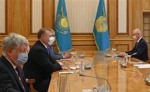 Астраханская область заинтересована в сотрудничестве с Казахстаном