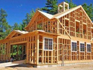 Строительство домов из дерева хвойных пород