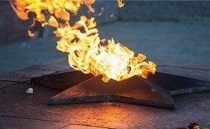 Волгоградца, прикуривавшего от Вечного огня, привлекут к ответственности