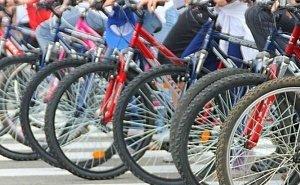 В Майкопе состоялся велопробег