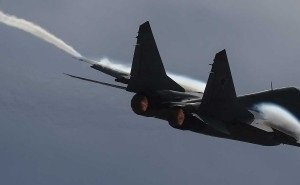 Названы возможные причины крушения МИГ-29 под Астраханью