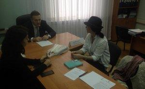 Депутат ЗСК Олег Бойченко провел встречу с жителями своего округа