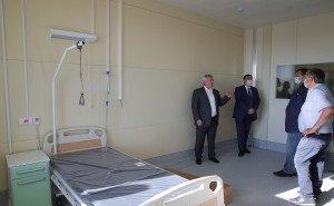 Голубев просит не торопить подрядчика с открытием инфекционной больницы