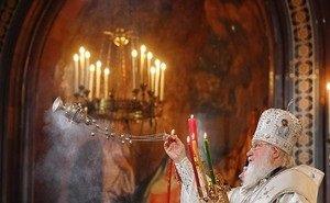 Собор Александра Невского в Волгограде Патриарх Кирилл освятил лично