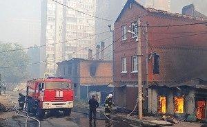 К делу о пожаре на Театральном спуске приобщили чужие вещдоки