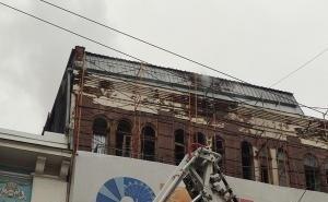 Названы сроки восстановления сгоревшего дома Сариевых в Ростове