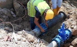 В Астрахани планируют полностью заменить сети водопровода и канализации