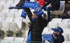 Волгоградцы не смогли одолеть «Торпедо» в домашнем матче