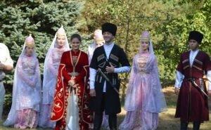 Адыгея отметила День национального костюма